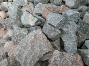 бутовый камень 70 150 мм
