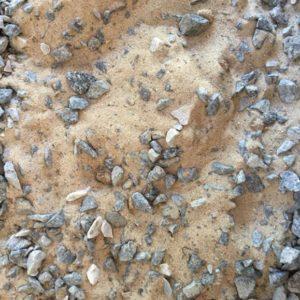 Песчано-гравийная смесь ПГС для дорожных работ