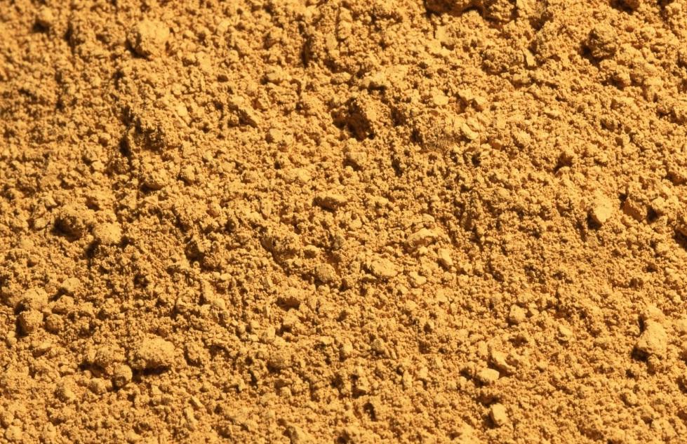 где применяется карьерный песок