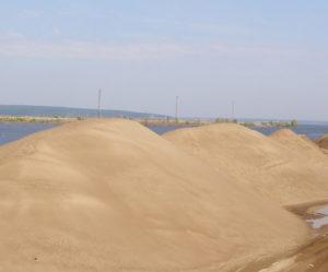 Песок речной цена