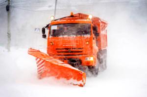 снегоуборочные работы
