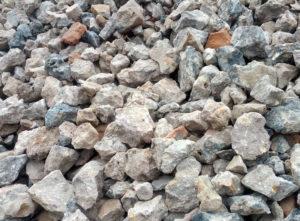 Щебень бетонный цена