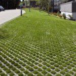 георешетка для газонов